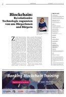 Zukunft Banking: Best-of Swiss Fintech - Page 2