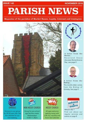 Parish News Nov 18
