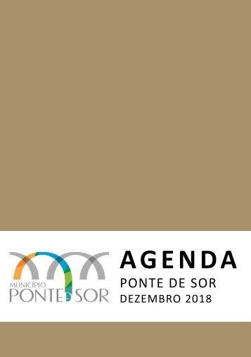 Agenda Ponte de Sor - dezembro 2018