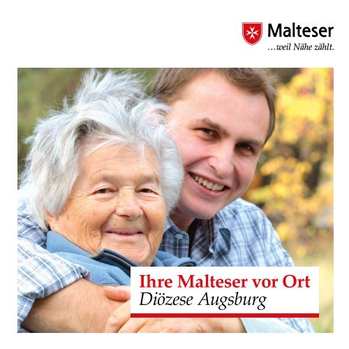 Malteser Imagebroschüre 2018 Auflage 2