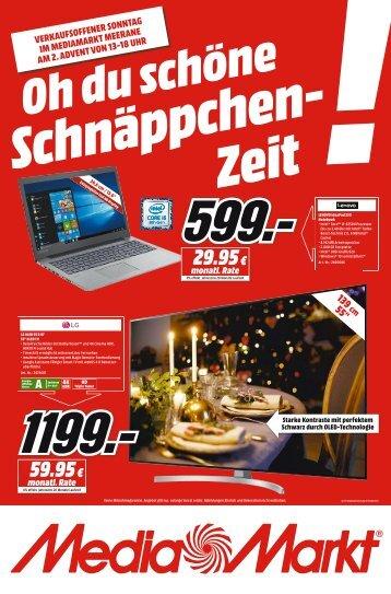 Media Markt Meerane - 05.12.2018