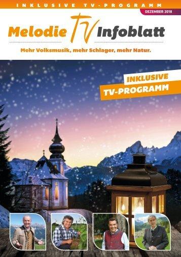 Melodie TV Magazin Dezember 2018