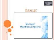 WordPress Managed Hosting Presentation-PDF