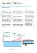 Wirtschaftliche Regelung von Belebungsluft mit Egger Iris® Blenden-Regulierschiebern - Page 2
