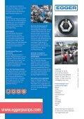 Wirtschaftliche Regelung von Belebungsluft mit Egger Iris® Blenden-Regulierschiebern - Page 4