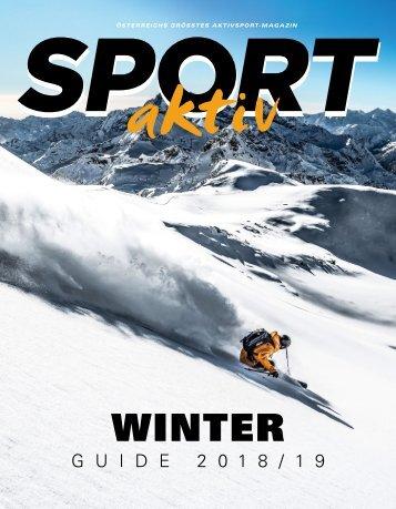 SPORTaktiv Winterguide 2018