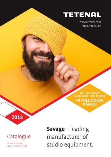 Savage Catalogue