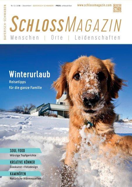 SchlossMagazin Bayerisch-Schwaben Dezember 2018