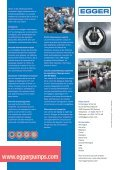 Egger Vanne de régulation à diaphragme Iris® pour bassins d'aération - Page 4