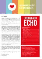 CRONSBACH-ECHO 4/2018 - Page 3