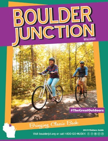 Boulder Junction Visitor Guide - 2019