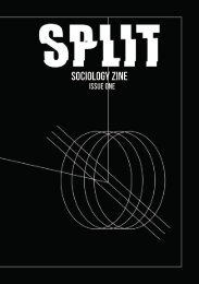 Split Mag Issue One