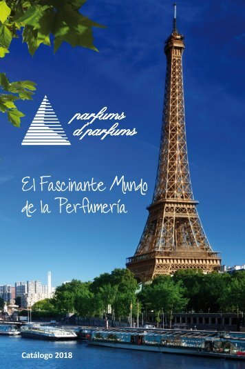 Catalogo Parfums D Parfums - 2018
