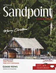 December 2018 Sandpoint Living Local