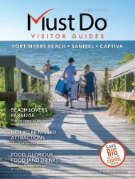 Must Do Visitor Guides Fort Myers Sanibel Captiva Winter/Spring 2019