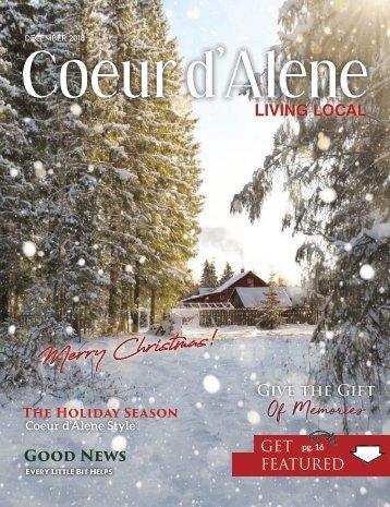 December 2018 Coeur d'Alene Living Local