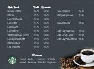 test-menu