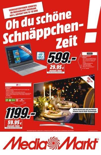 Media Markt Meerane - 06.12.2018