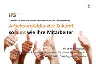 Neue Arbeitswelt - Deutsches Netzwerk Büro