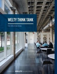 Welty Think Tank