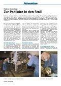 Sicher Leben 6 / 2008 - Die Landwirtschaftliche Sozialversicherung - Seite 4