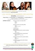 CAMA's Centennial Season—December 11, 2018—Free Community Concert—Los Angeles Chamber Orchestra—Avi Avital, mandolin—The Granada Theatre, 8:00 PM - Page 5