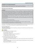 Portable Projector PA600X/PA500X/ PA550W/PA500U User's Manual - Page 4