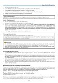 Portable Projector PA600X/PA500X/ PA550W/PA500U User's Manual - Page 7
