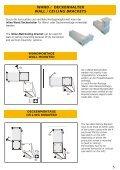 Installation: Handbuch ab Format 220cm Breite - Page 5