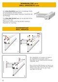 Installation: Handbuch ab Format 220cm Breite - Page 6