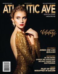 Atlantic Ave Magazine - December 2018