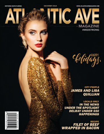 Atlantic Ave Magazine - December 2018