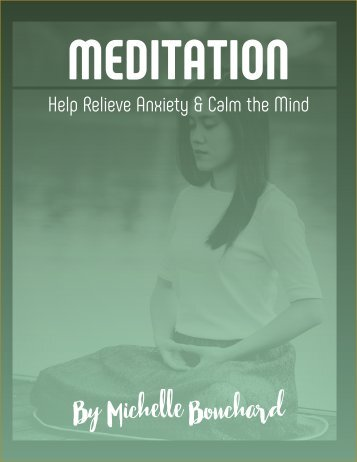 MEDITATION My Personal Experiences & Tips