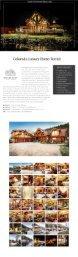 Colorado luxury home rental -RiverCrestCabins