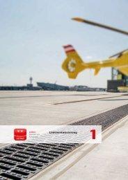 ACO Österreich Bauelemente Preisliste 2019 Kapitel 1 Linienentwässerung