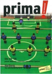 prima! Magazin - Ausgabe Februar 2008
