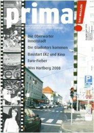 prima! Magazin - Ausgabe April 2008
