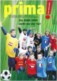 prima! Magazin - Ausgabe Juni 2008