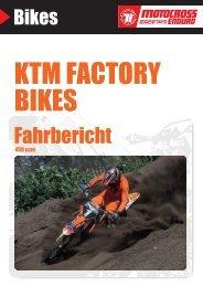 KTM Factory 2018