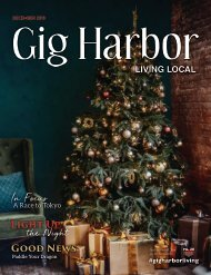 December 2018 Gig Harbor Living Local