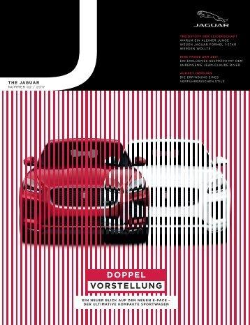 The Jaguar NR 02/2017 - DE
