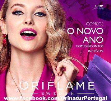 Oriflame - Catálogo 01-2019