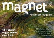 MagNet Magazin 2018 Tél