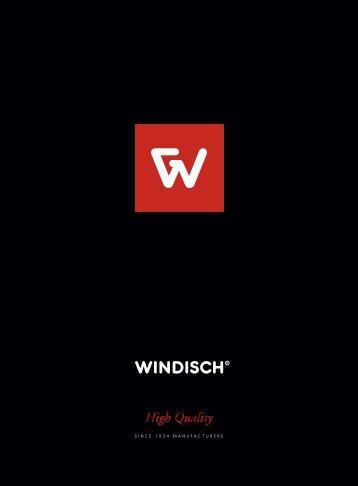 Windisch Catalogo Accesorios y Complementos