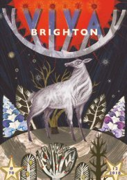 Viva Brighton Issue #70 December 2018