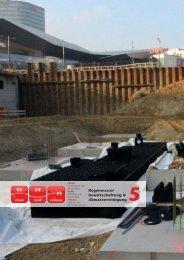 ACO Österreich Bauelemente Preisliste-2019 Kapitel 5 Regenwasserbewirtschaftung und Abwasserreinigung