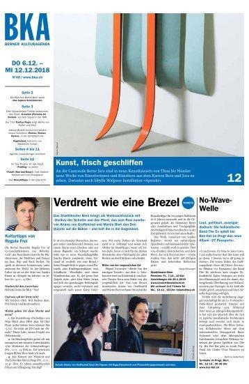 Berner Kulturagenda N°48