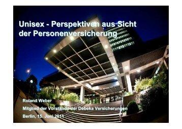 Versichern und Bausparen - des Vereins zur Förderung der ...