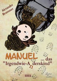 Alexander Brummer: Manuel [Blick ins Buch]