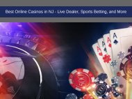 Best Online Casinos in NJ - Live Dealer, Sports Betting, and More